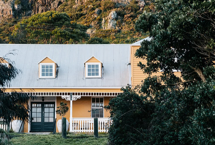 House in Stanley.