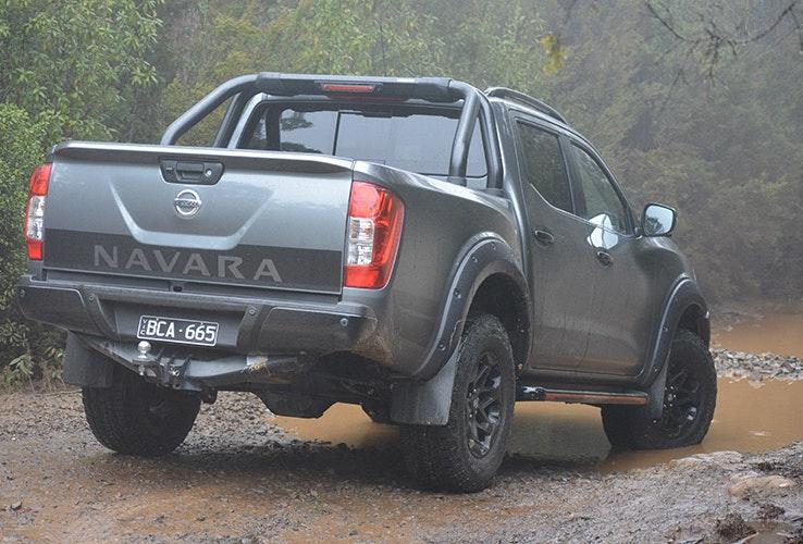 Testing out the Nissan N-TREK Warrior