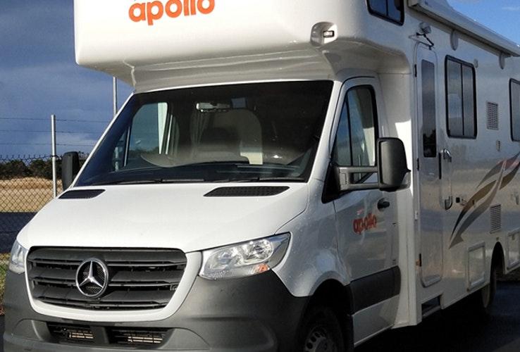 Apollo Euro Deluxe motorhome