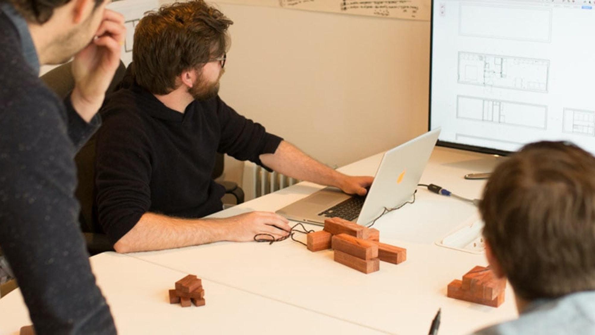 Binnen Skilpod werken ingenieurs, designers en architecten samen om jouw Skilpod tot in de puntjes te optimaliseren