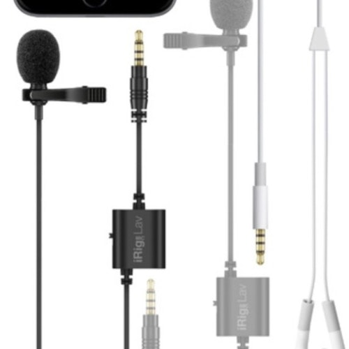 Image of Ava for Groups: Wired microphones to daisy chain - $40/mic