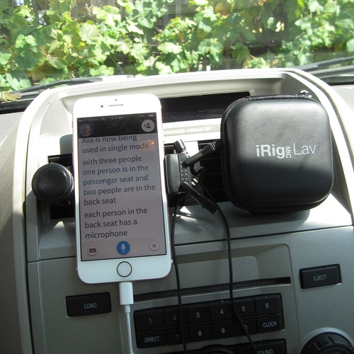 Image of Smartphone Car Holder - $8