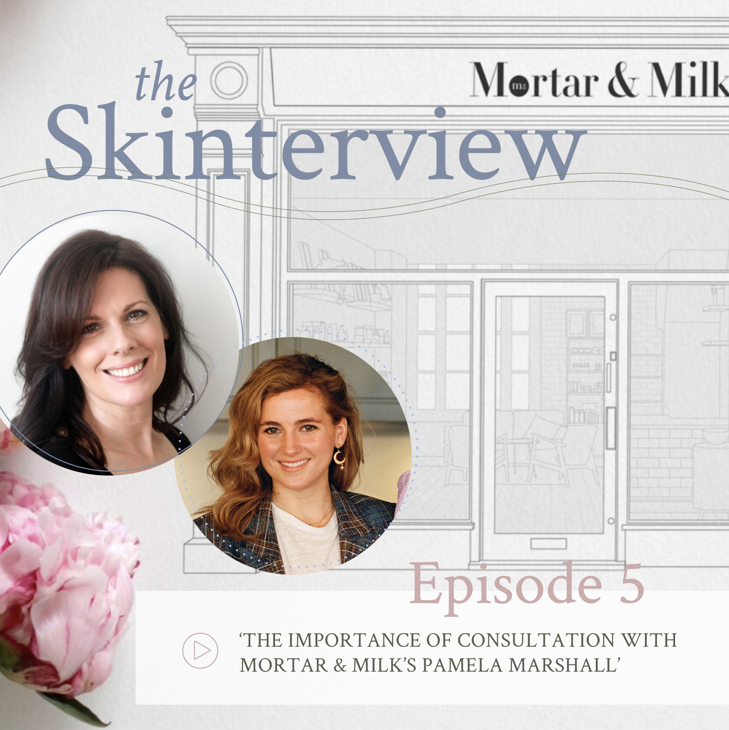 This podcast will encourage you to seek expert skin help