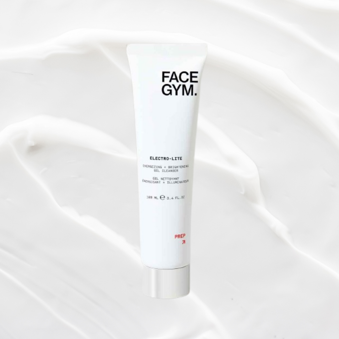 Face Gym Electro-Lite Cleanser| £32
