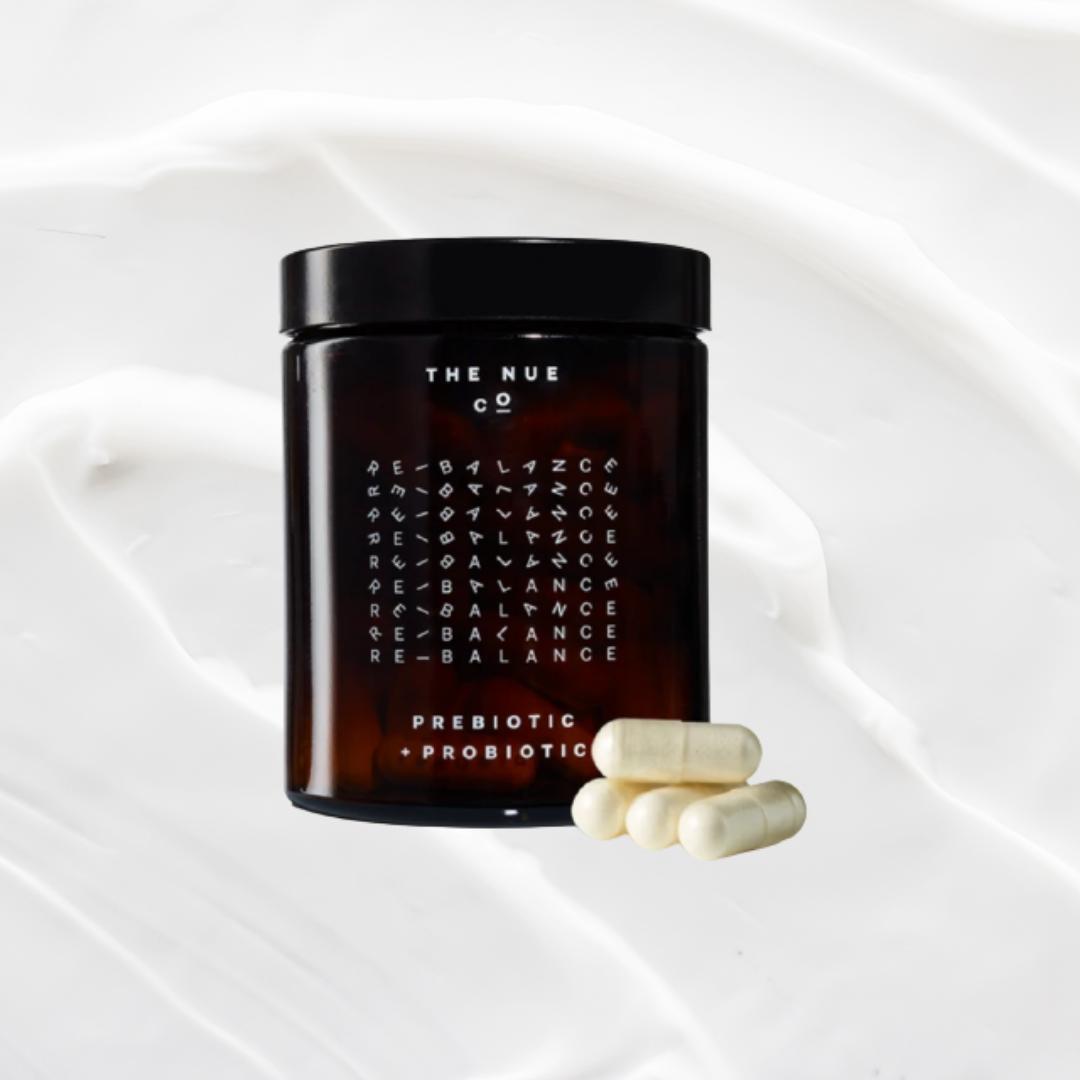 The Nue Co Prebiotic + Probiotic| £45