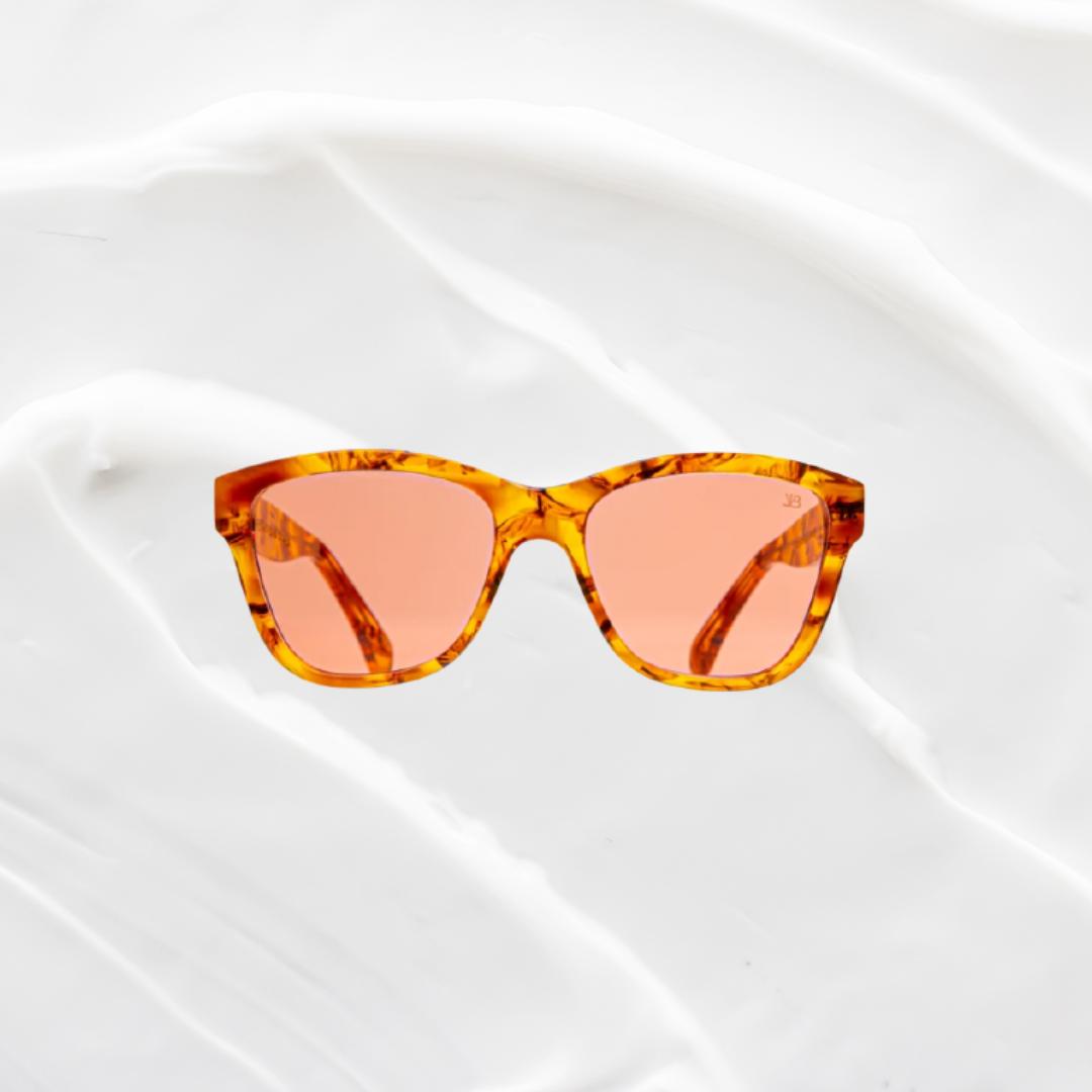 Victorious Beings Orange Skies tinted glasses| £171.62