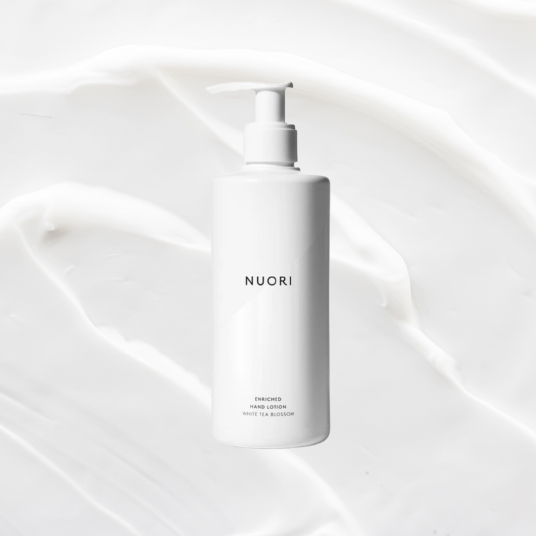 NUORI's all-natural Enriched Hand & Body Lotion| £78