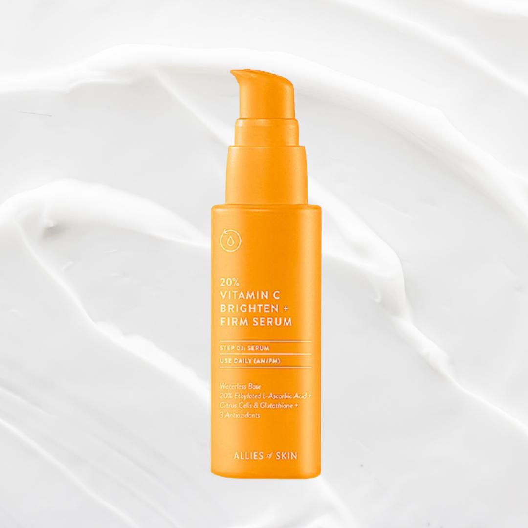 Allies of Skin - 20% Vitamin C Brighten & Firm Serum| £85