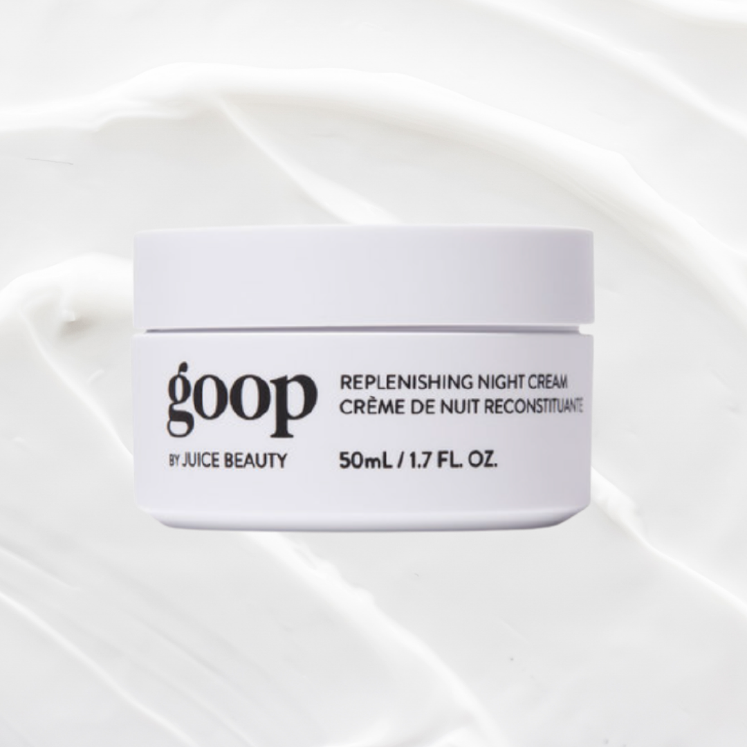 Goop Replenishing Night Cream| £102