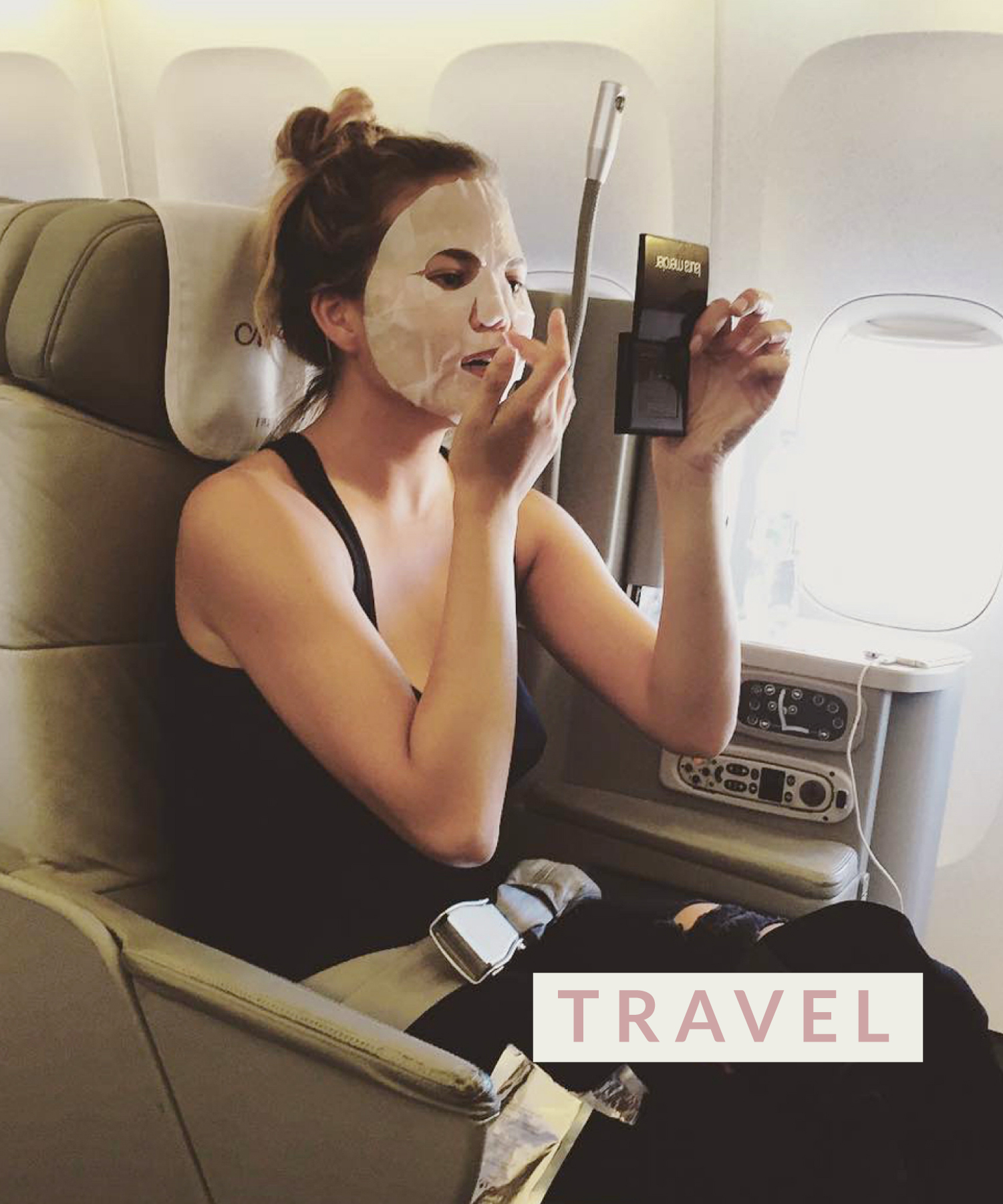 This is what happens to your skin when you travel