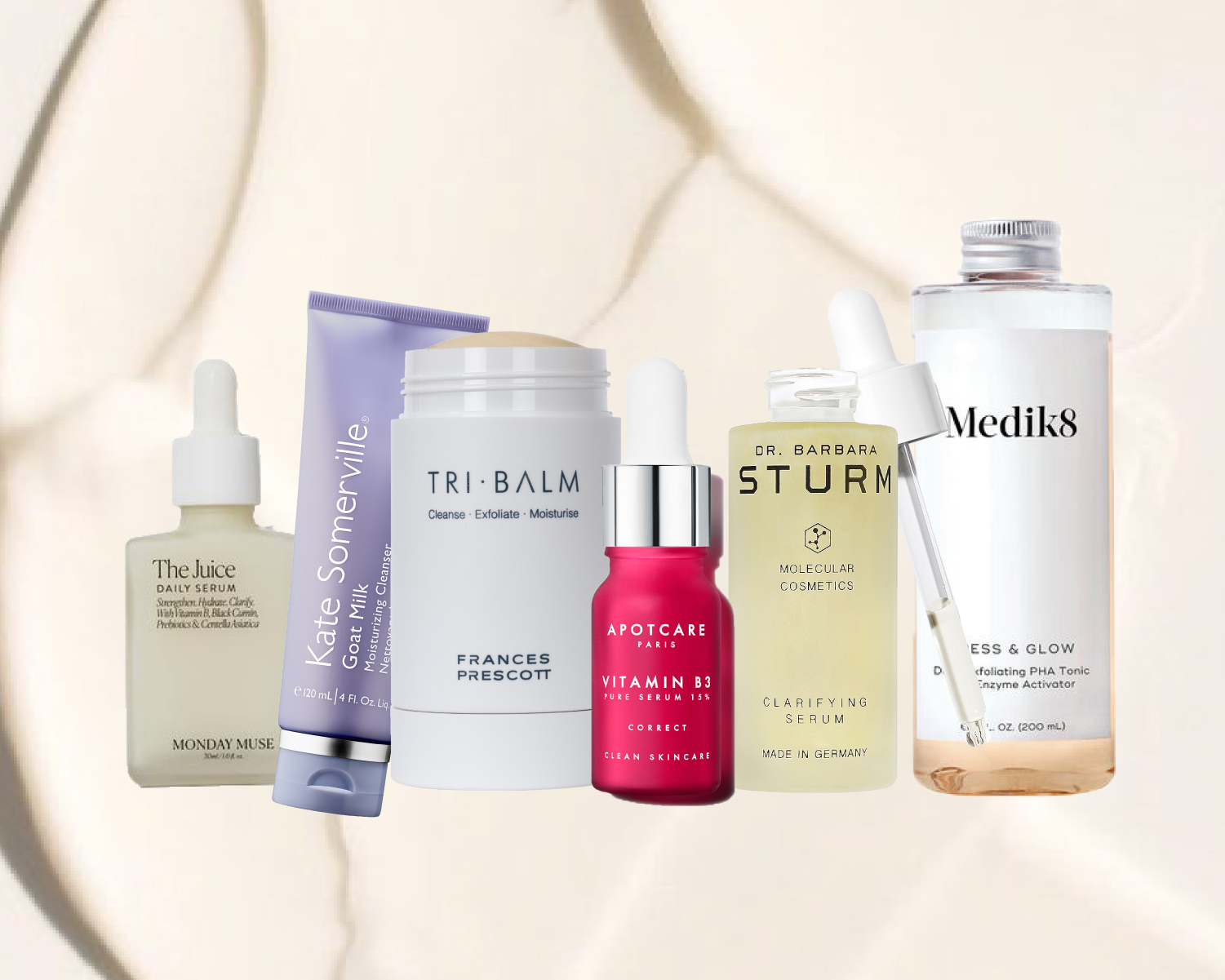 Megan and Ksenia's autumn empties and replacements