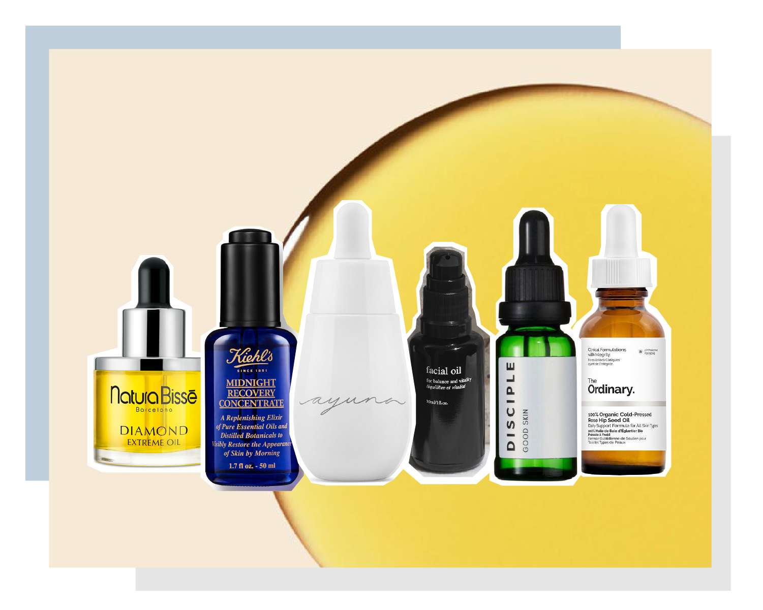 The very best facial oils according to Lion/ne's Skin Mentors