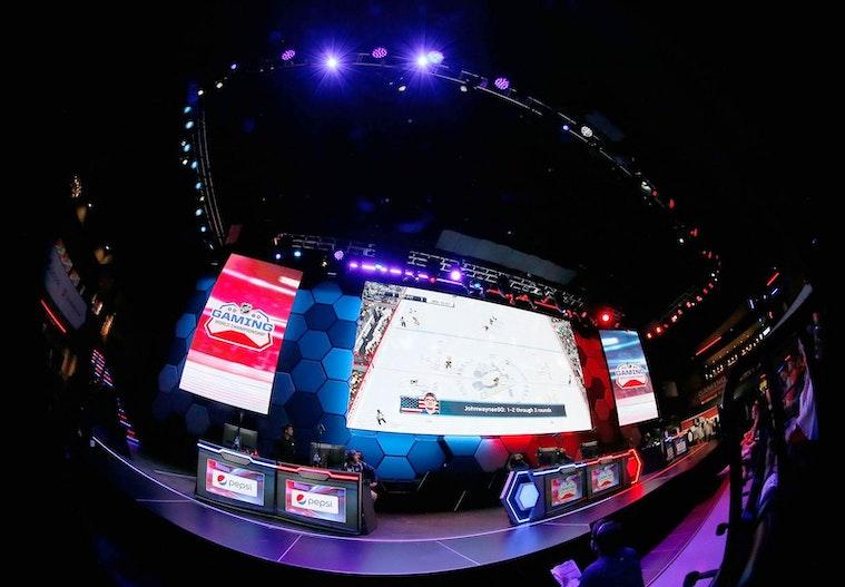 NHL Gaming