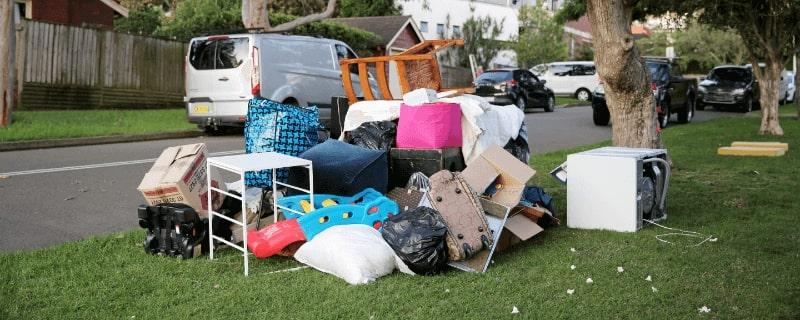 Dumped Rubbish