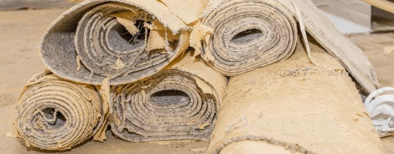 Worn Carpets