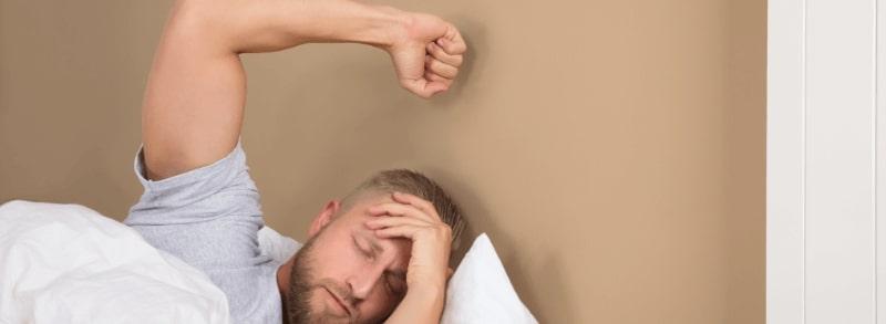 Tenant Trying To Sleep Through Noise