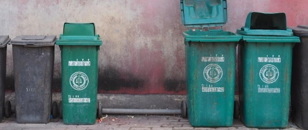 Neighbours Dumping Rubbish