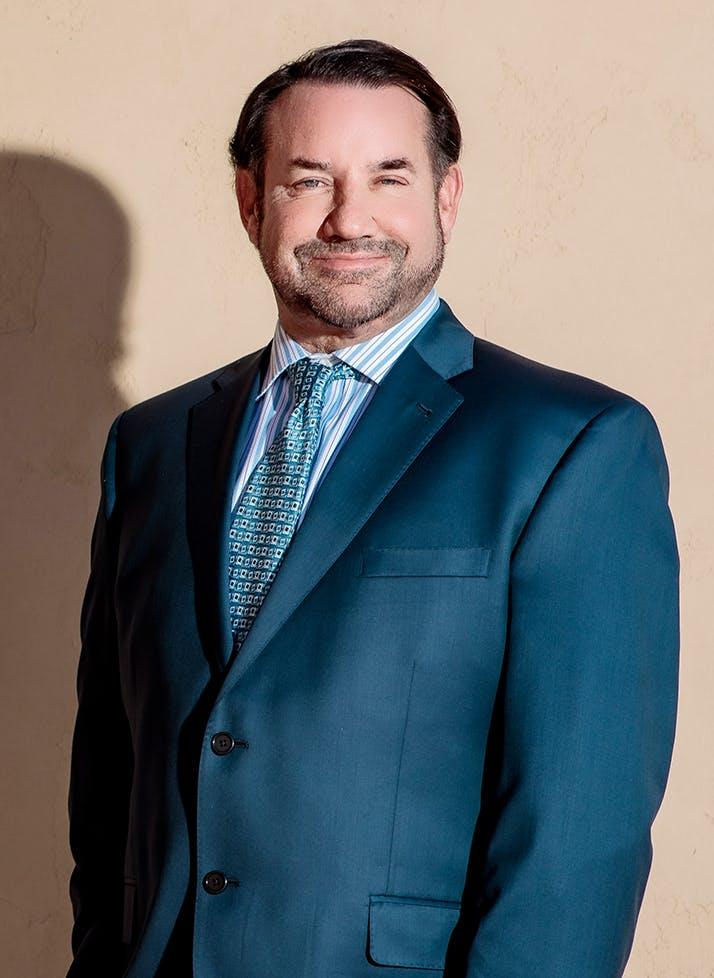 Dr. Charles Sarosy