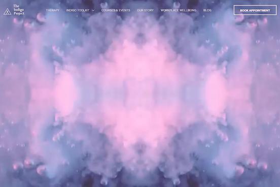 The Indigo Project Screenshot Desktop
