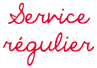 service Régulier de TCP