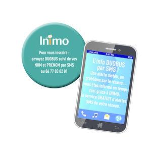 Image d'illustration de l'alerte trafic INIMO