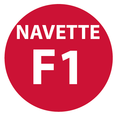CHÂTEAU-TH Gare SNCF > Champunant > Comtesses > Hôpital > Gare SNCF