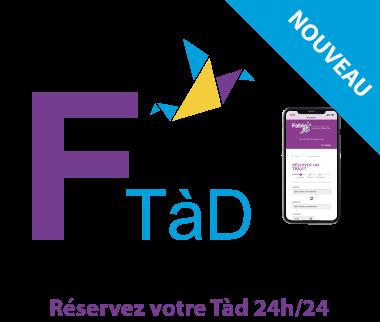 Logo F TAD