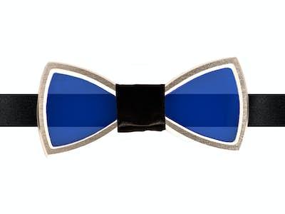 L'Acrylique Bleu