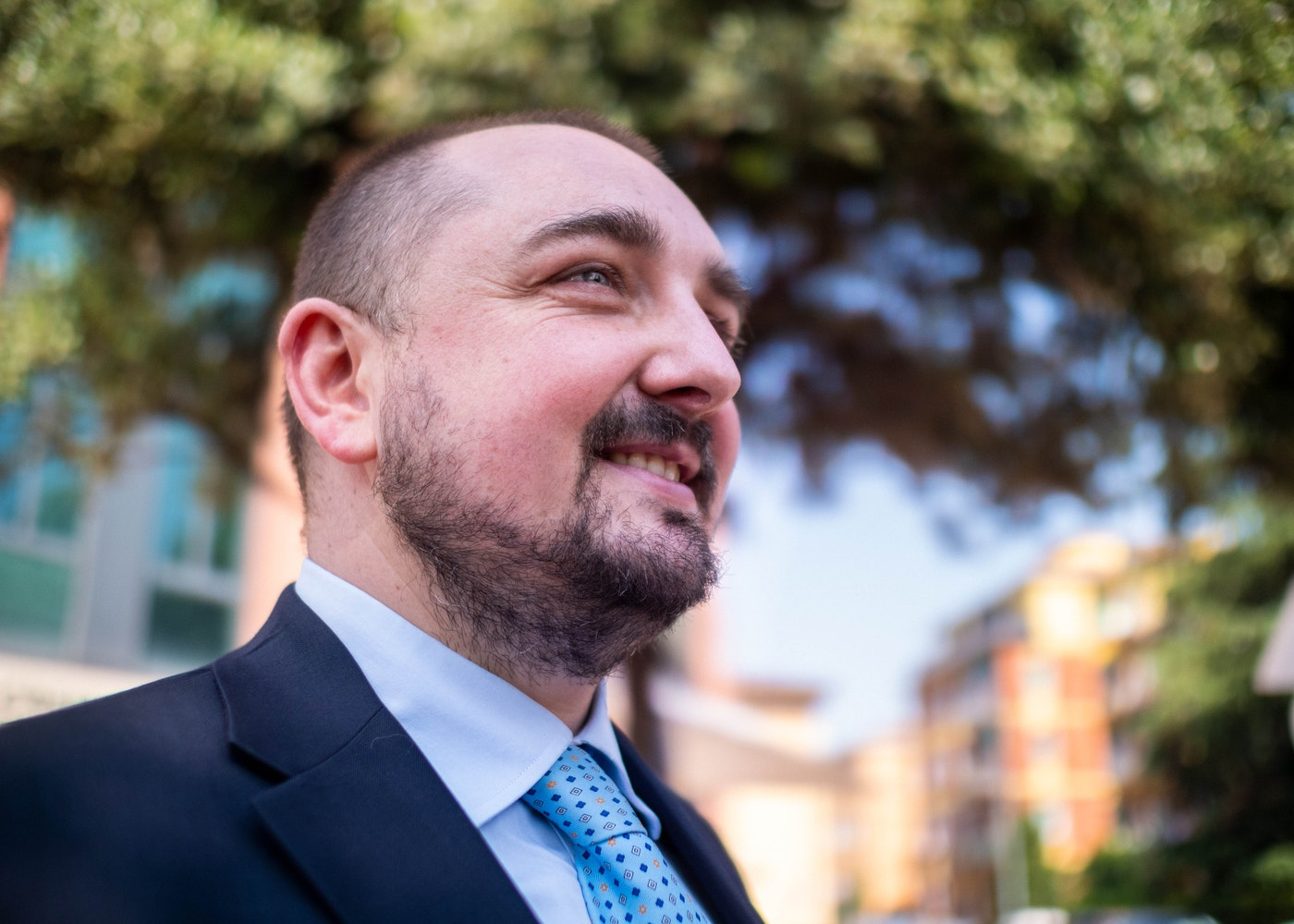 Matteo Maimura CEO e fondatore di White Wall
