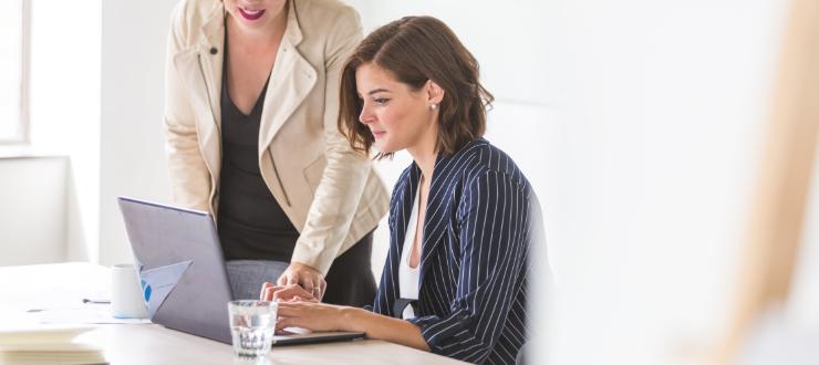 Vereinfachte Prozesse durch HR-Software