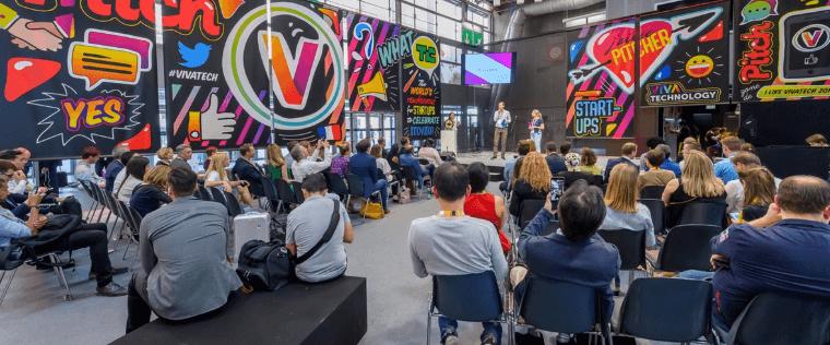 Viva Technology summit for innovators