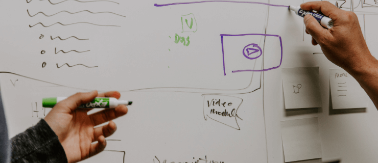 whiteboard-with-project-outline