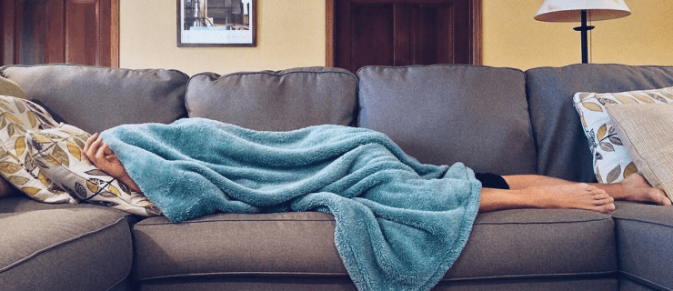 employee on sick leave