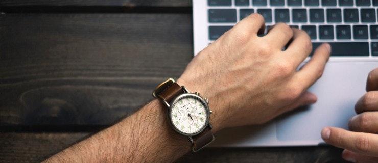 Calcul temps de travail facilite grâce à une feuille de temps