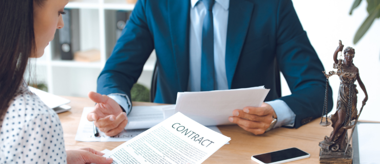 probationary period contract