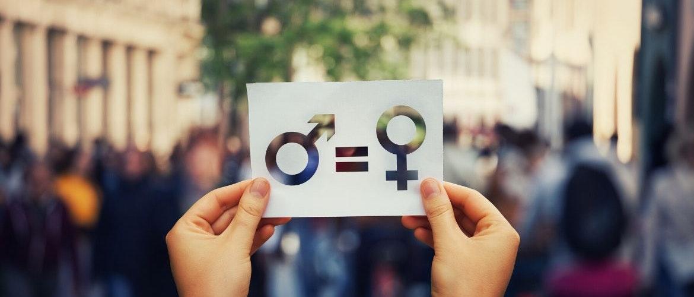 Gleichberechtigung Venussymbol Marssymbol