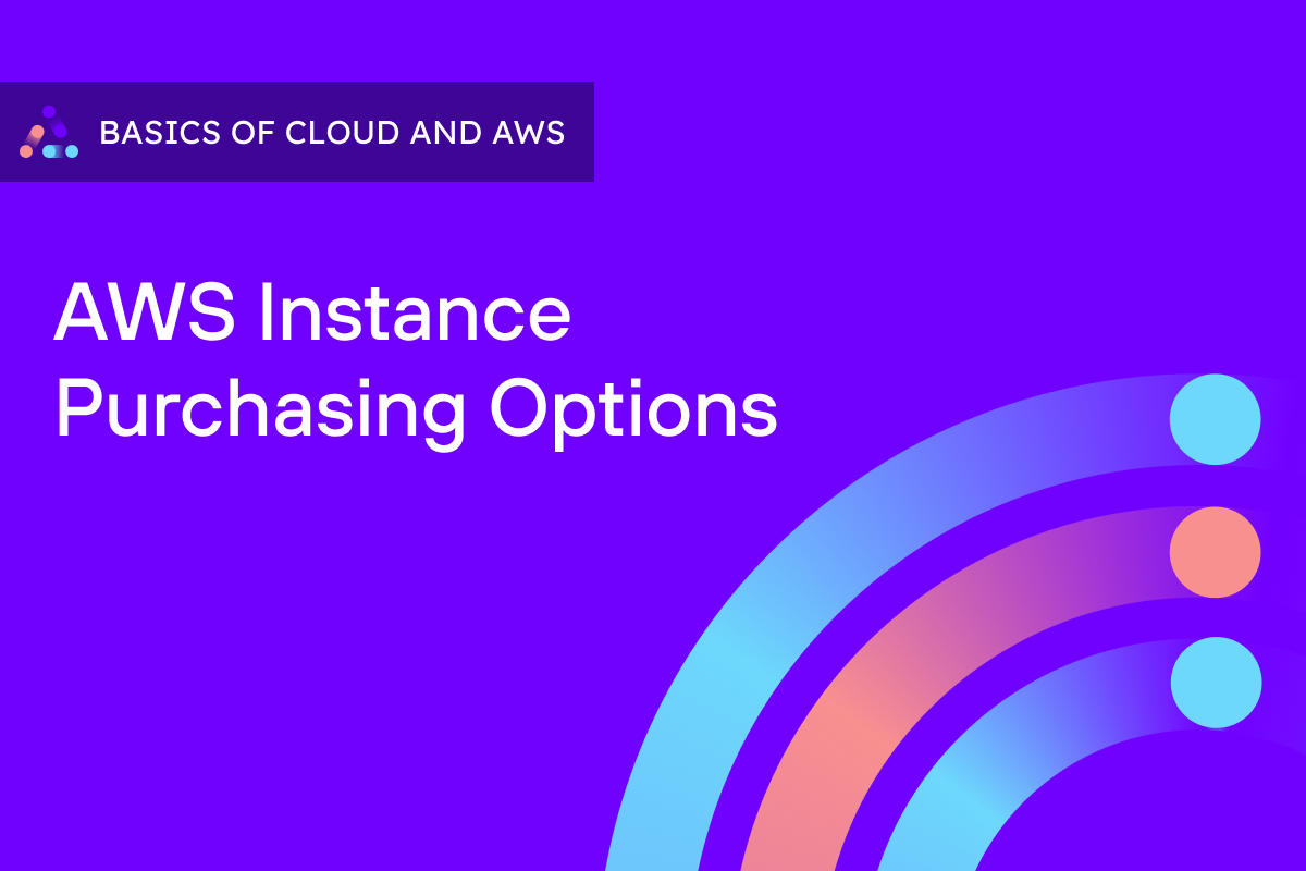 An Overview of AWS Instance Purchasing Options