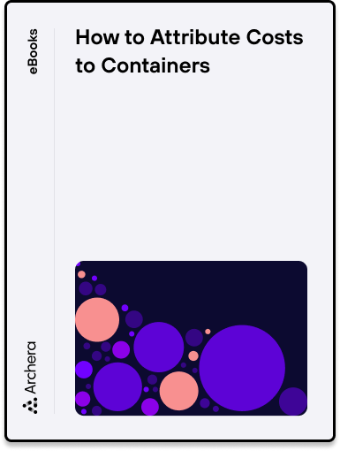 How to Attribute Costs to Containers