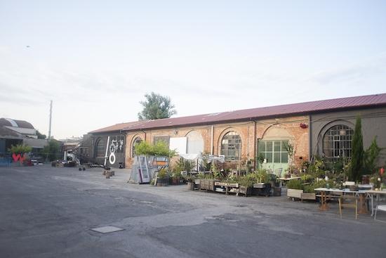 paesaggi industriali rovine e orti operai