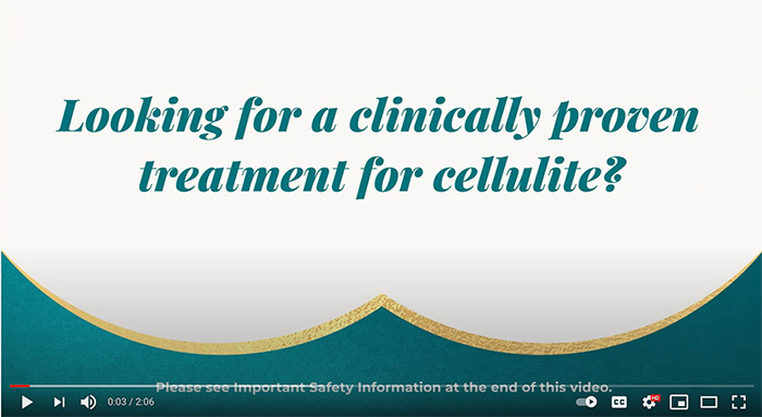 Dream Medical Spa Blog | Looking for a Clinically Proven Treatment for Cellulite?