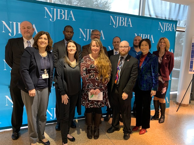 MCCC-NJBIA Conference Panelists photo-op