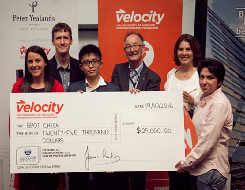 Velocity Challenge Grand Champions