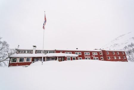 Vatnahalsen, High Camp