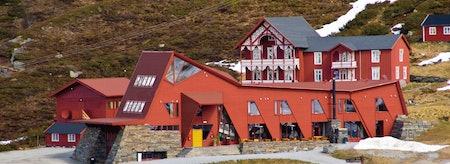 Turtagrø hotell. Foto: turtagro.no