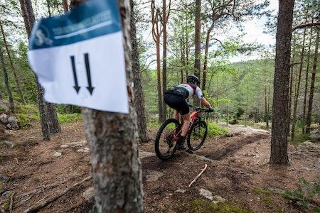 Terrengsykkelrittet 2021 arrangeres lørdag 31. juli. Foto: Eirik Grønevik