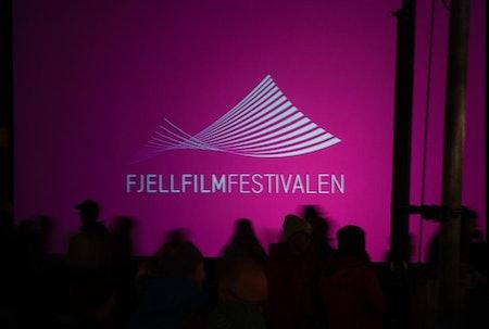 Fjellfilmsteming. Foto:Per Finne