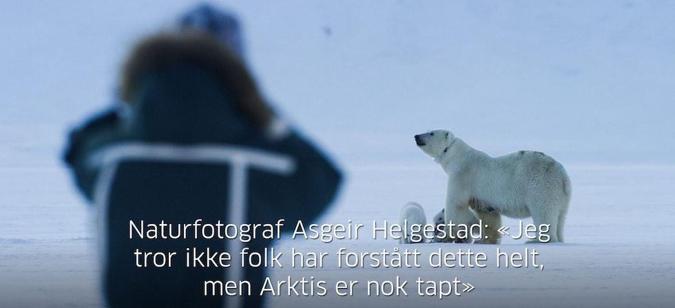 Foto: Theo Jebb - hentet fra Aftenposten 3.11.18