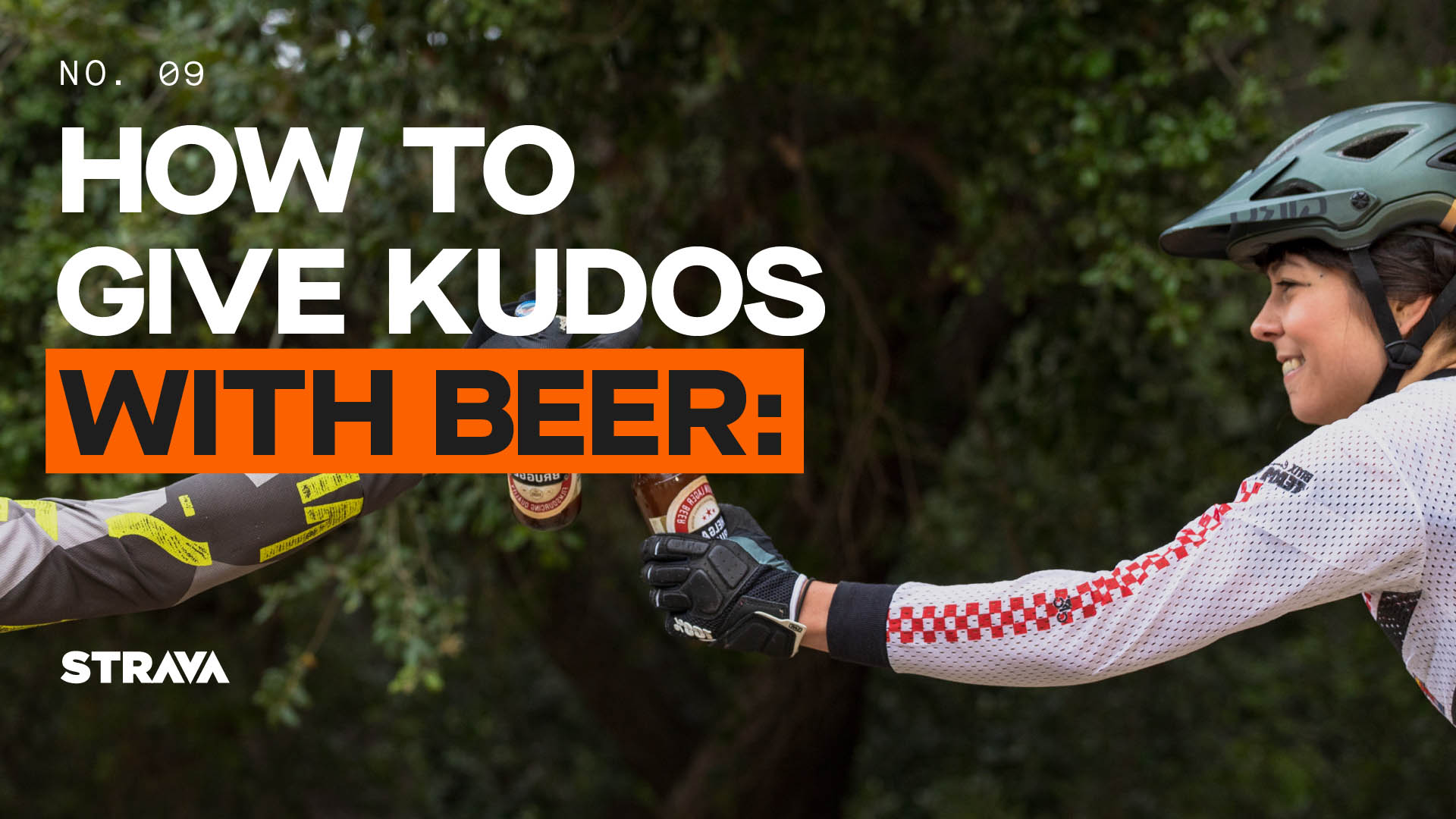How to Give Kudos with Beer
