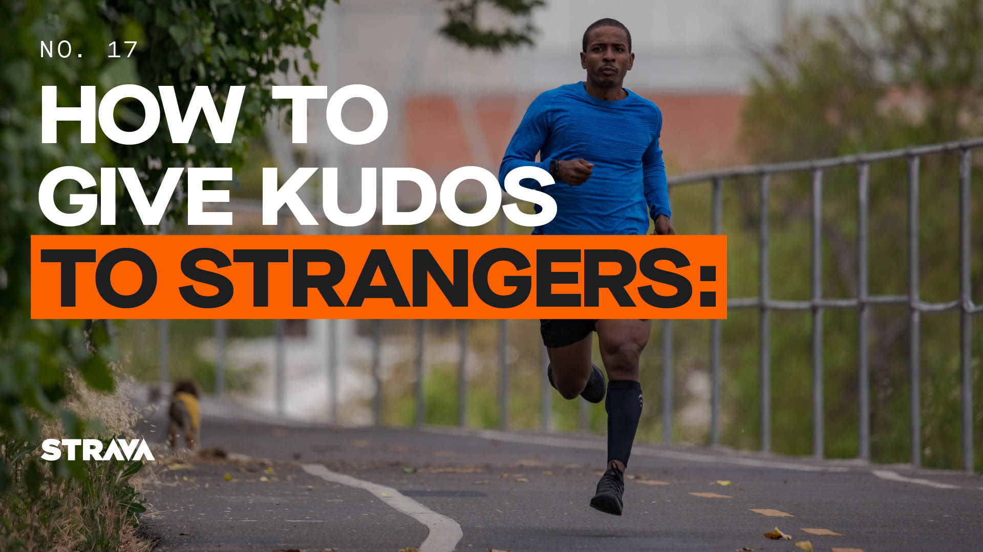 How to Give Kudos to Strangers