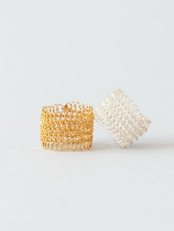 mdmn-silver-crochet-rings